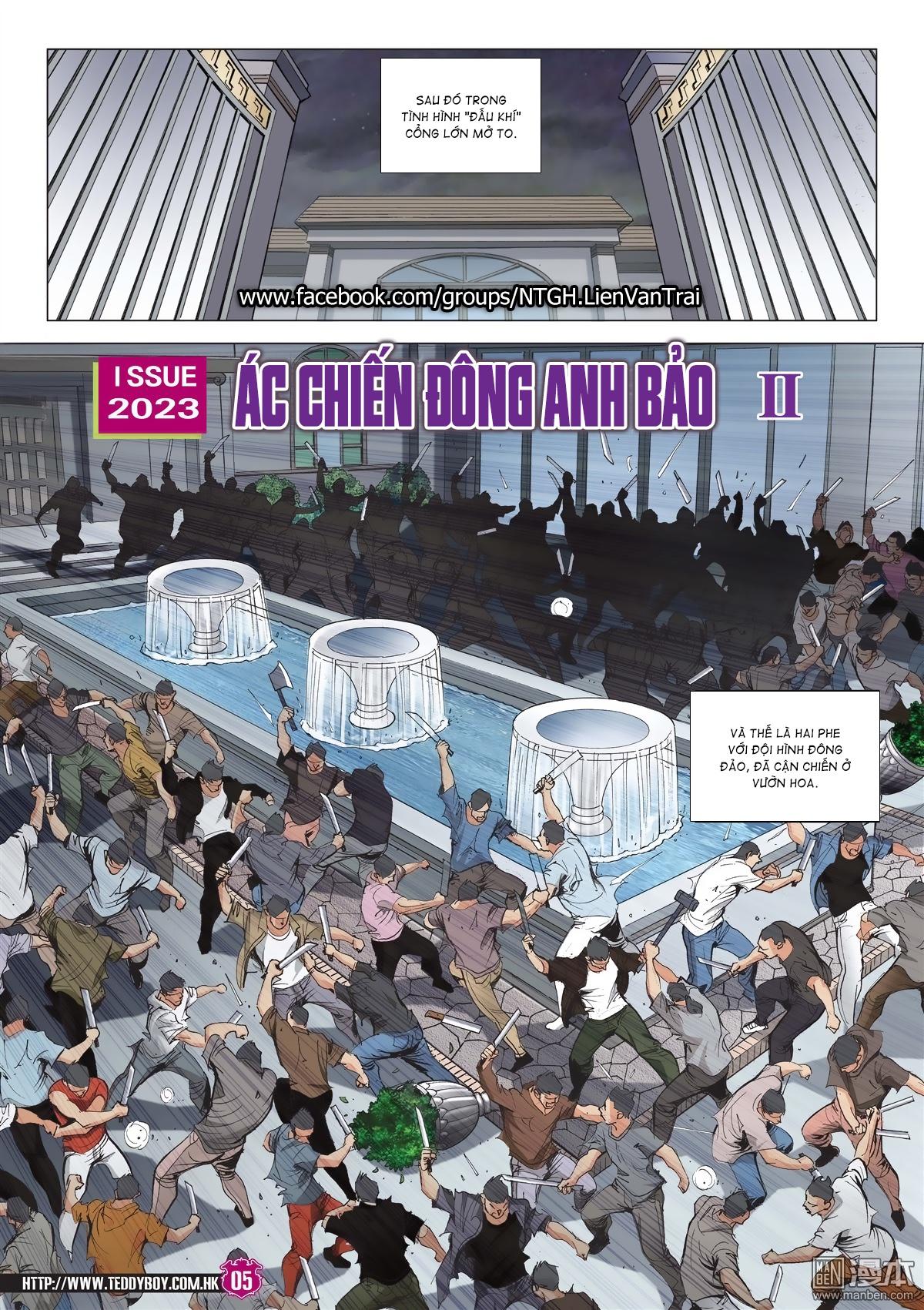 Người Trong Giang Hồ Chap 2023 - Next Chap 2024