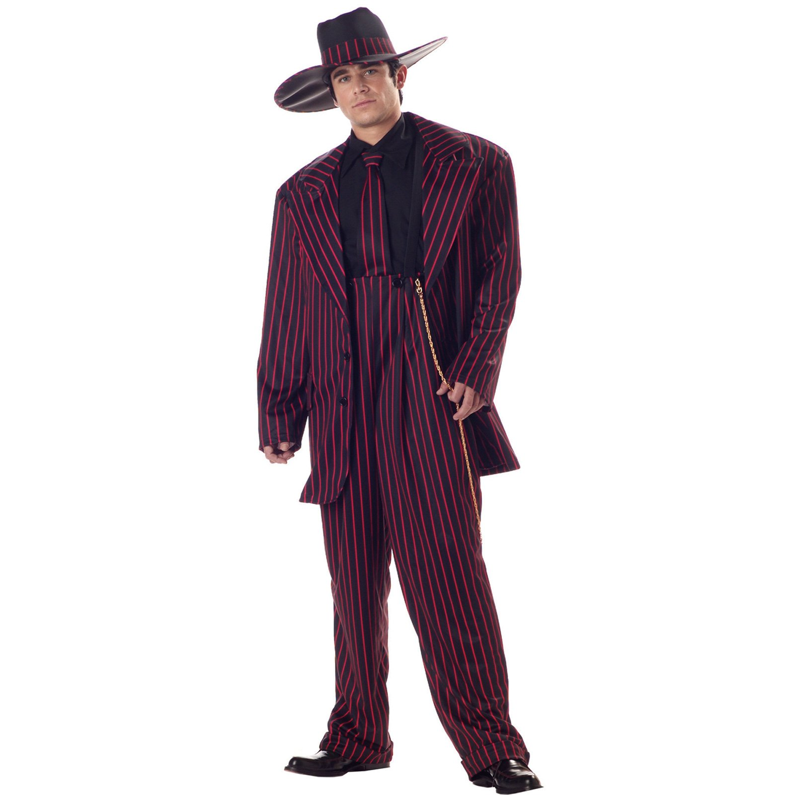 Zoot suit fashion history