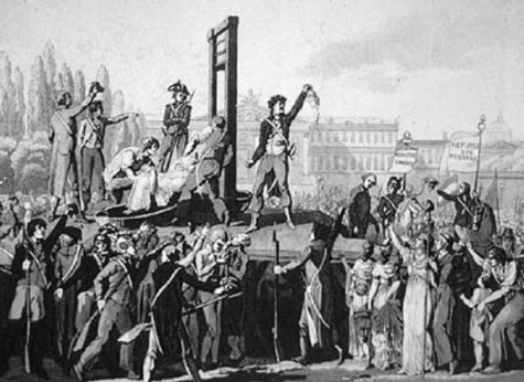 Pn Tay's Blog: The Guillotine