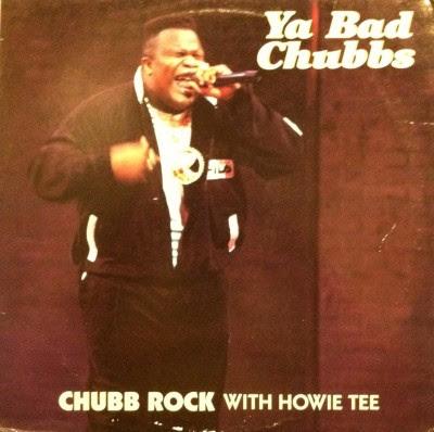 Chubb Rock with Howie Tee – Ya Bad Chubbs (VLS) (1989) (320 kbps)