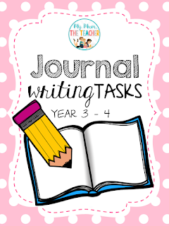 https://www.teacherspayteachers.com/Product/Journal-Writing-Tasks-Year-3-4-221797
