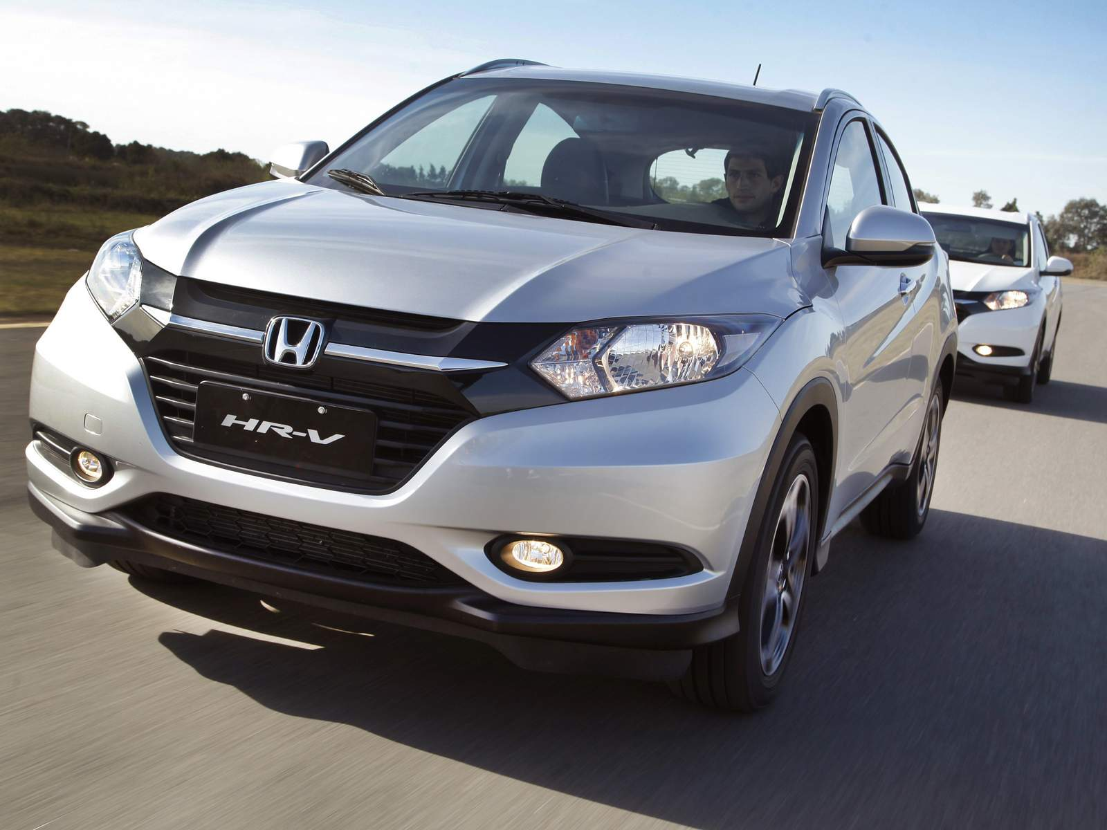 Honda HR-V EX-X Prata 2016