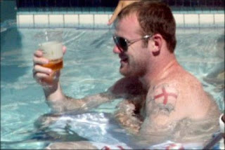 Rooney de juerga