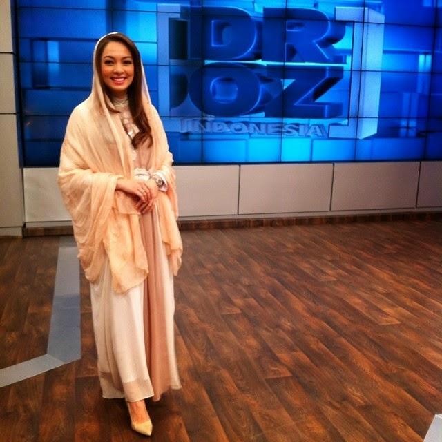 Dr Oz Indonesia dr Reisa Broto Asmoro Biodata Profil Biografi