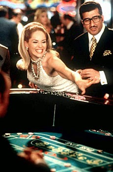 Sharon Stone In Casino