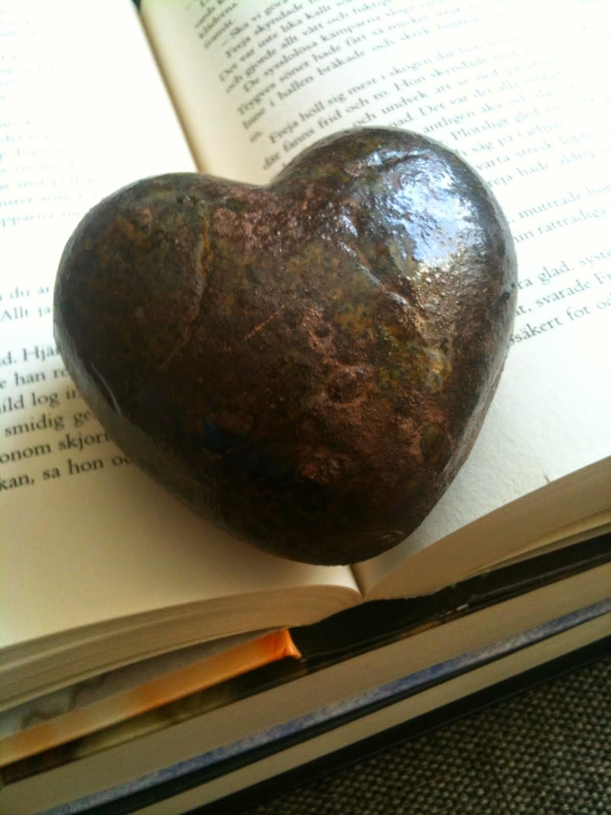 Älskar att läsa