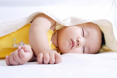 Little baby kid Sleeping Picture