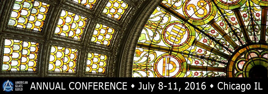 2016 American Glass Guild Conference