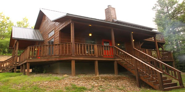 Creek Ridge Cabin