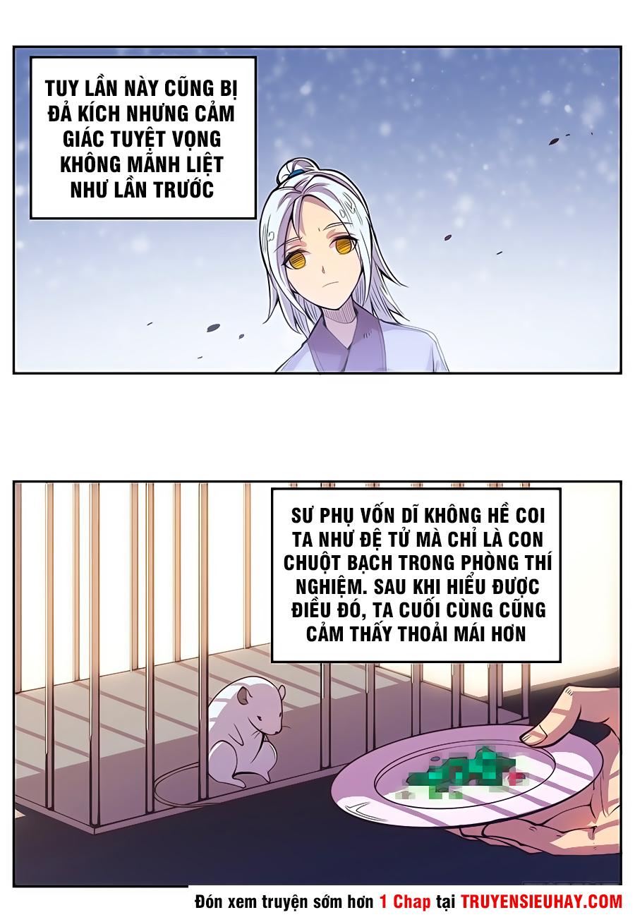 Cuộc sống thoái ẩn của võ lâm chi vương chap 0 - Trang 17