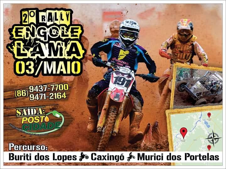 2º ENGOLE LAMA - 03/MAIO