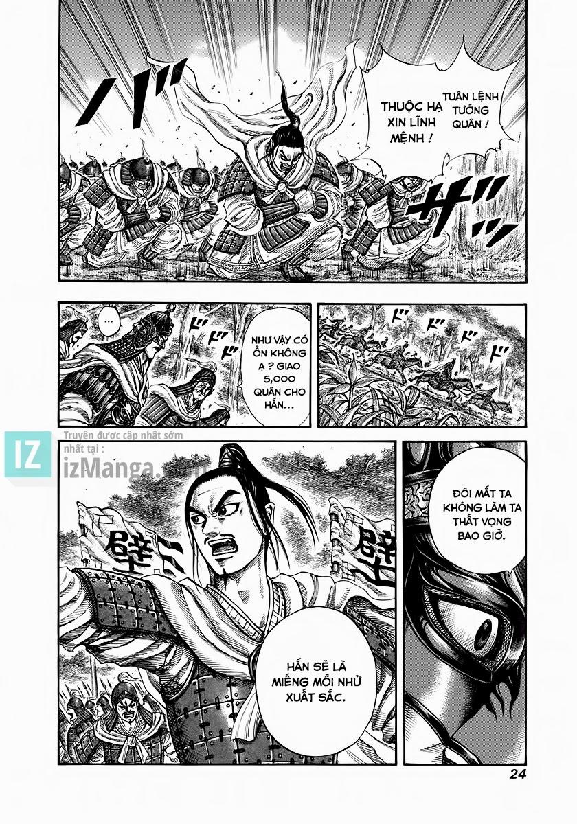 Kingdom – Vương Giả Thiên Hạ (Tổng Hợp) chap 218 page 22 - IZTruyenTranh.com