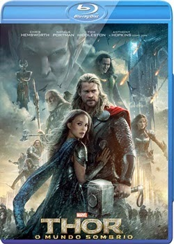 Baixar Thor 2 O Mundo Sombrio BDRip AVI Dual Áudio + Bluray 3D 1080p e 720p Torrent