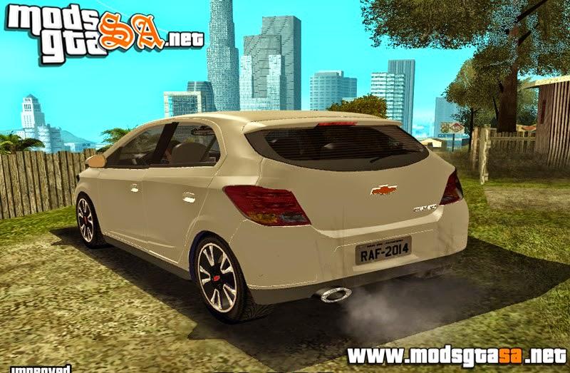 SA - Chevrolet Onix LTZ