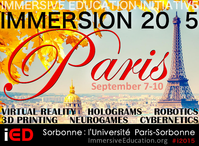 Immersion 2015 Paris (iED)