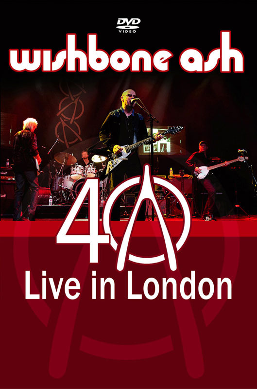 Wishbone Ash Almighty Blues - London and Beyond