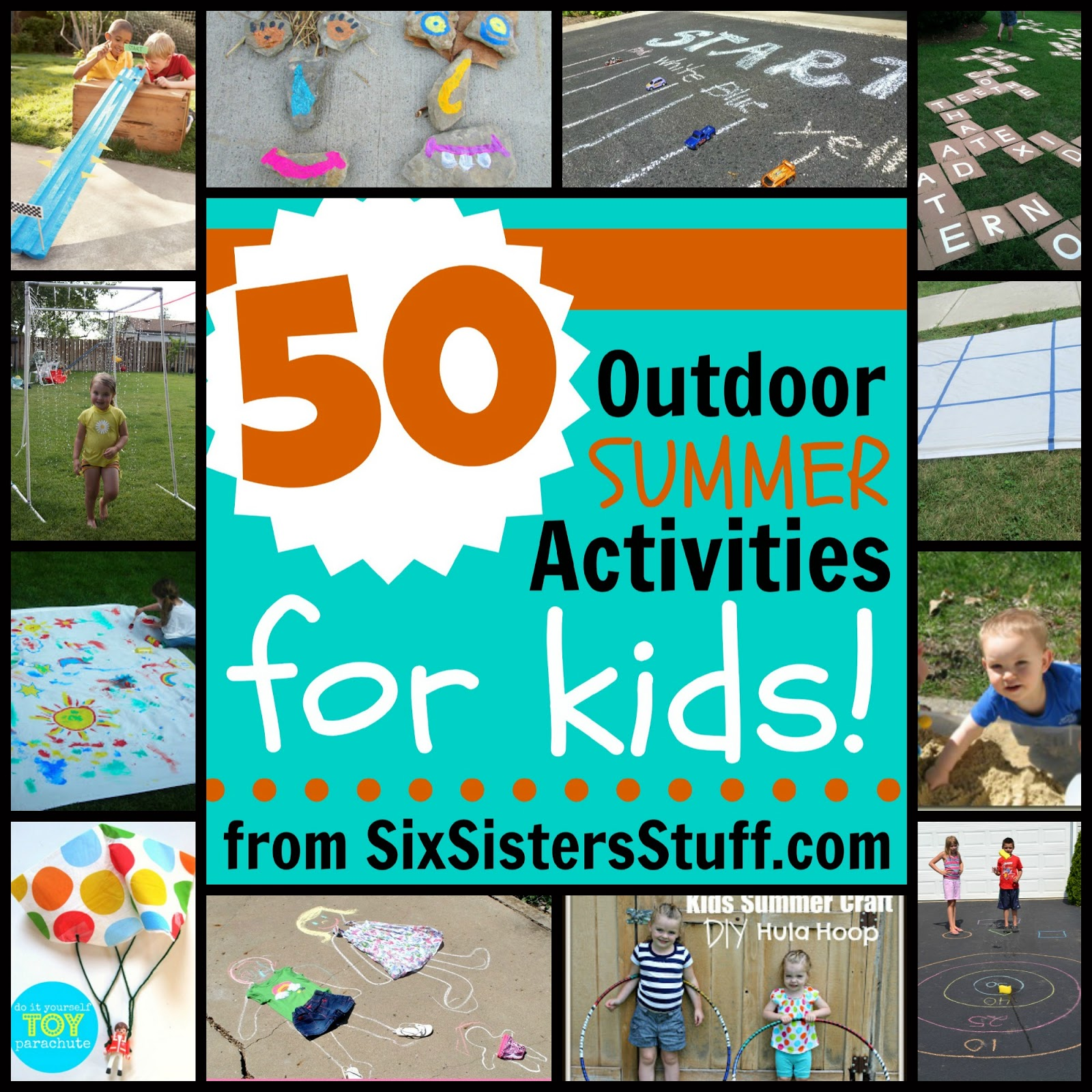 Summer Outdoor Activities