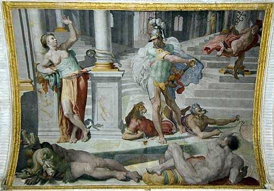 odysseus circe tibaldi