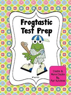 Frogtastic Test Prep