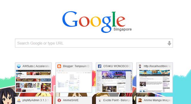 Cara Cepat Menghapus Cookies dan Cache di Google Chrome