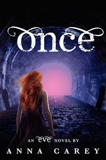 Review of Once By Anna Carey published by Harper Teen