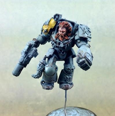 Space Wolf Terminator