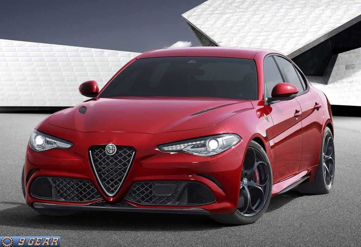 alfa romeo giulia distinctive italian design car reviews new car pictures for 2018 2019. Black Bedroom Furniture Sets. Home Design Ideas