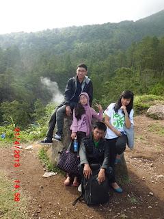 wisata candi gedong songo semarang