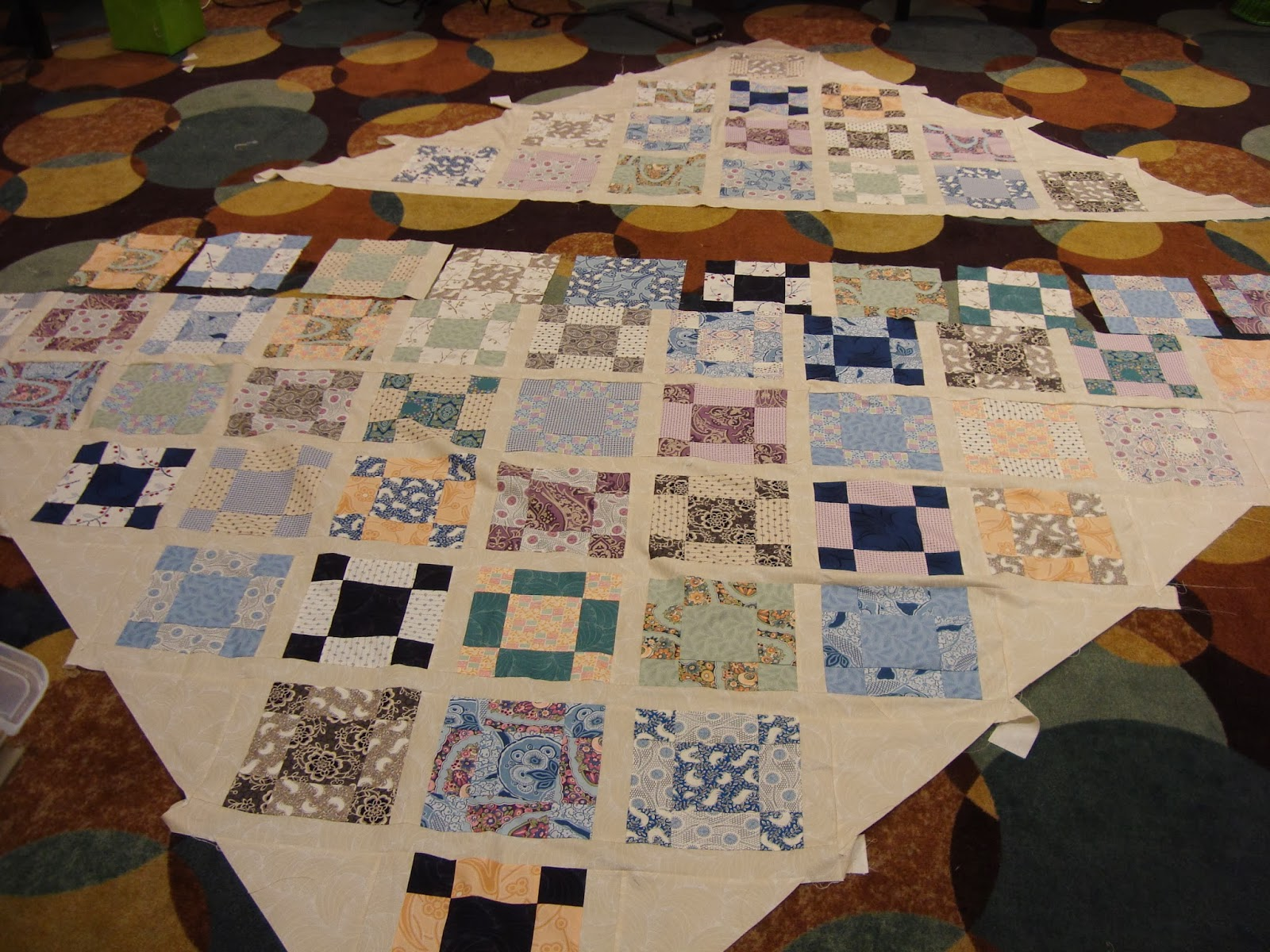 My Life In Quilts Downton Abbey Quilt Retreat The Recap