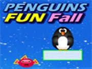 Penguins Fun Fall walkthrough