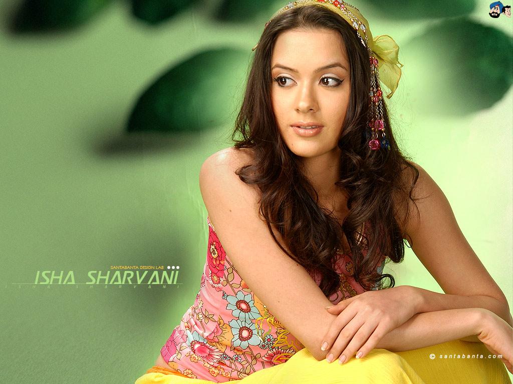 Isha Sharvani Nude Photos 28