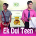 EK DUI TEEN Lyrics - Kokhon Tomar Ashbe Telephone   Papon
