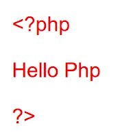 first php program