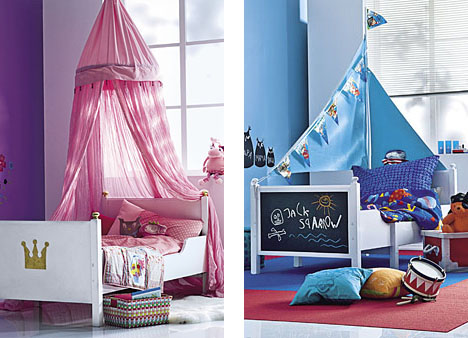 Habitaciones infantiles de ensue o ideas para decorar for Disenar tu habitacion online gratis