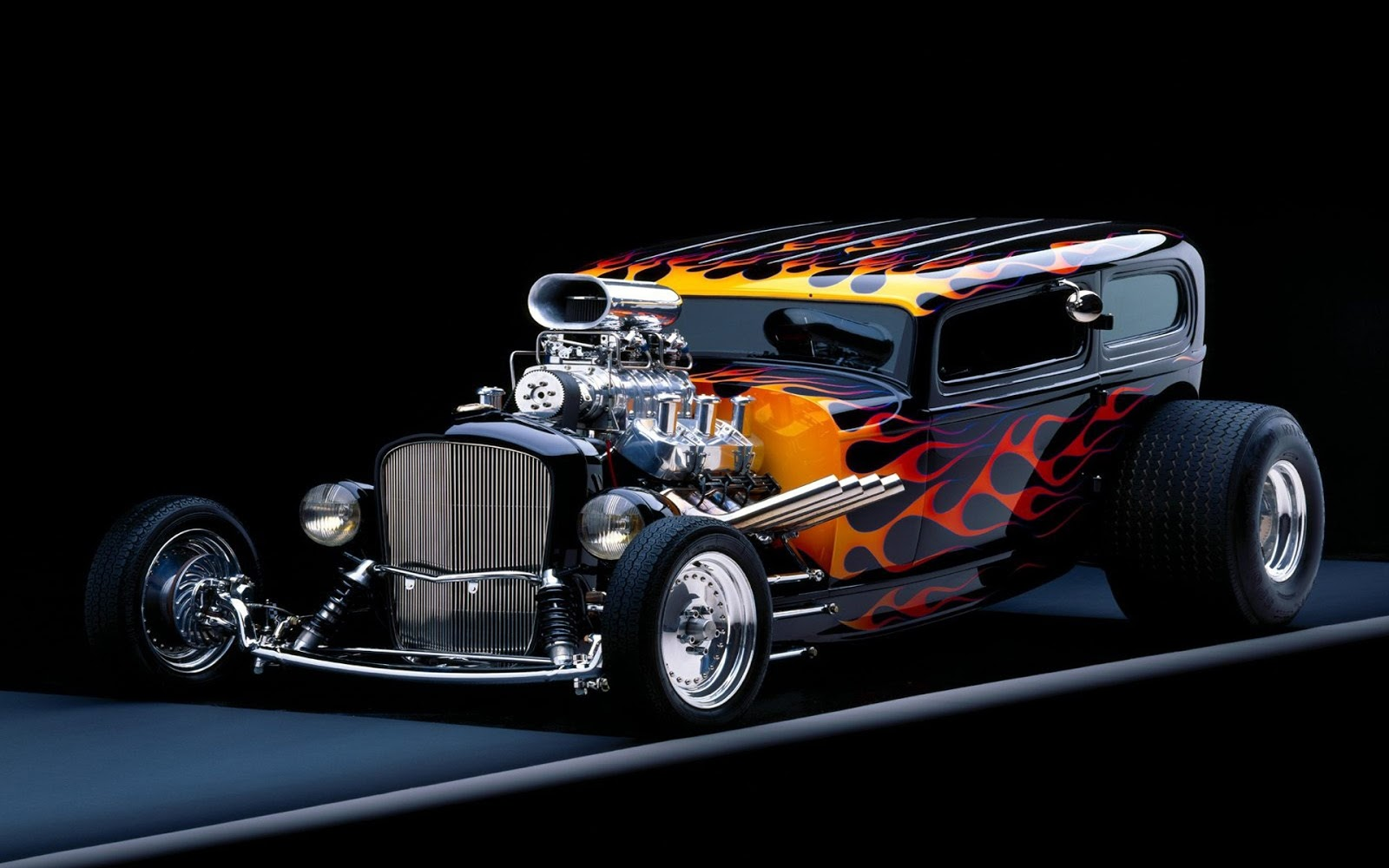 hot rod hd wallpapers. Black Bedroom Furniture Sets. Home Design Ideas
