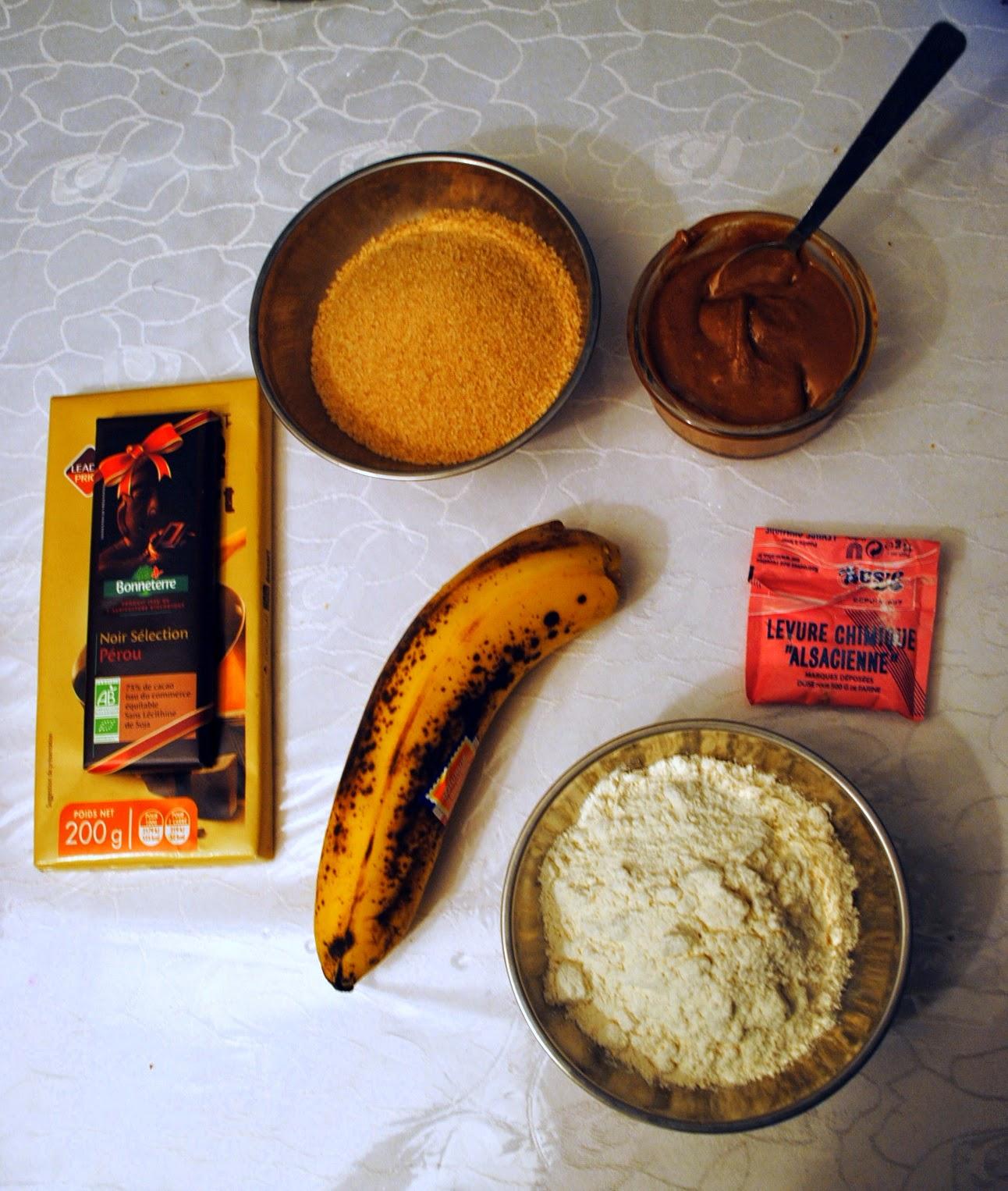 ingrédients recette vegan