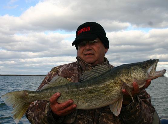 La pêche est permise le domaine de Vologda