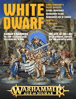 White Dwarf Weekly número 76 de agosto
