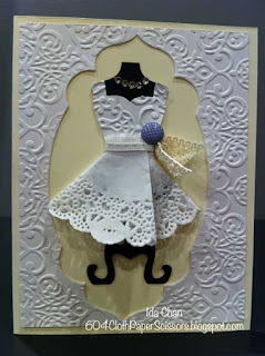 Bridal Shower Card by Ida Chan Stampin' Up! Vancouver