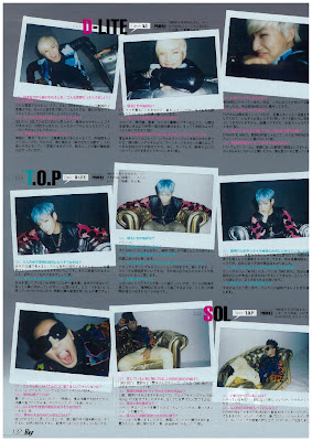 Big Bang Ray Magazine Scans