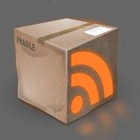 RSS Box dengan Inkscape