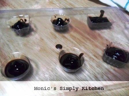 resep coklat praline