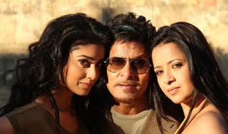 Reema Sen and Shriya Saran Rajapattai Moive Stills with Vikram