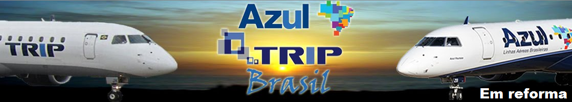 Azul Trip Brasil ✈