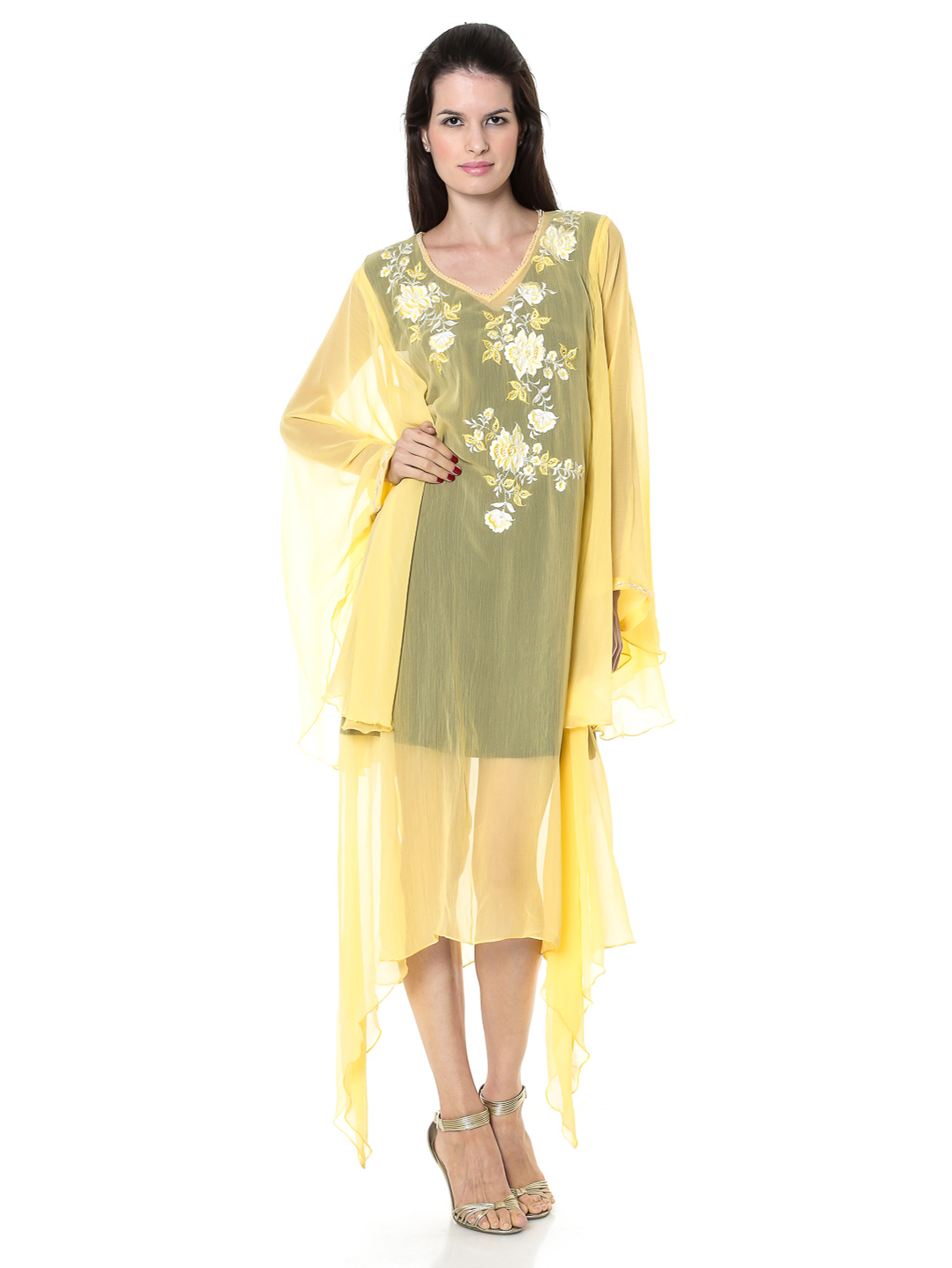 The gallery for gt applique embroidery designs kurti