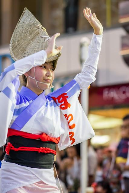 三鷹阿波踊り、江戸の阿波 螢の女踊り