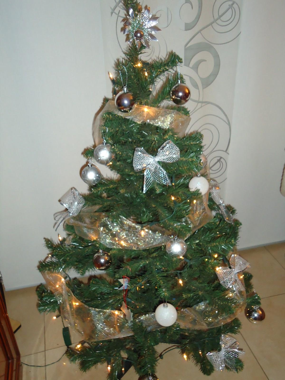 Martalaura como decorar un arbol de navidad - Como adornar arbol de navidad ...