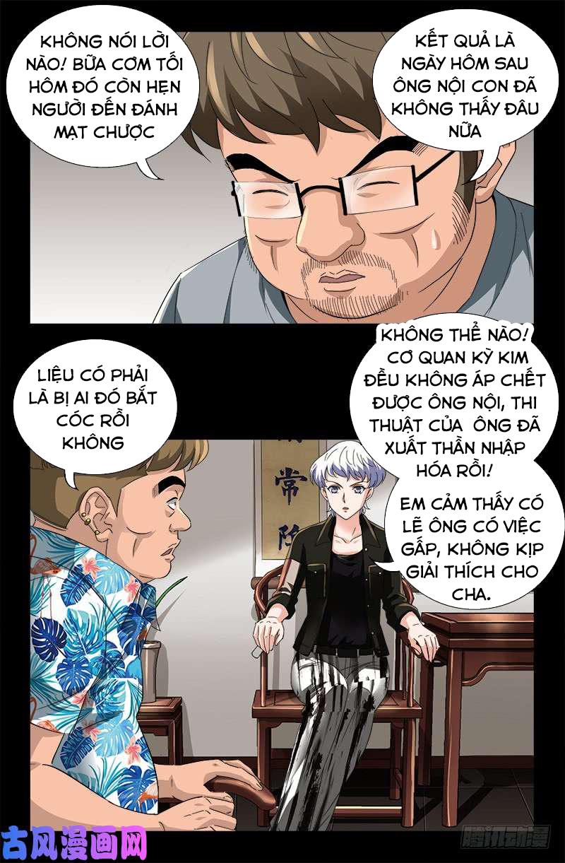 Giới Ma Nhân Chap 483 Upload bởi Truyentranhmoi.net