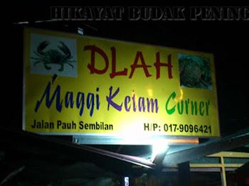 Makan2 Klate 15   Dlah Maggi Ketam Corner