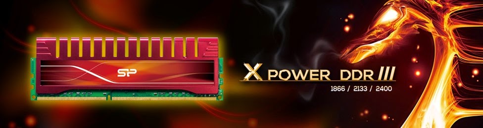 SP Xpower DDR3 Memory Module